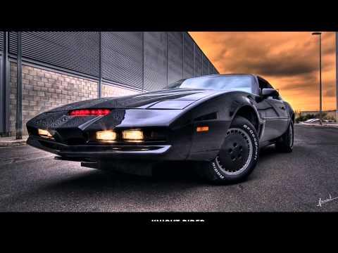 Knight Rider Theme Youtube