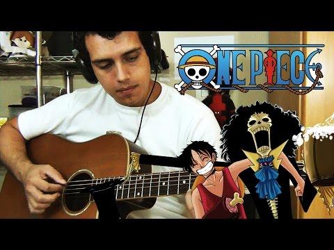 Bink's Sake - One Piece | Solo Acoustic Guitar
