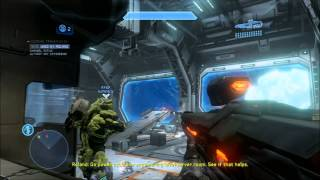 Halo 4 Cutscenes: Spartan Ops Episode 7 *FULL* 1080p HD