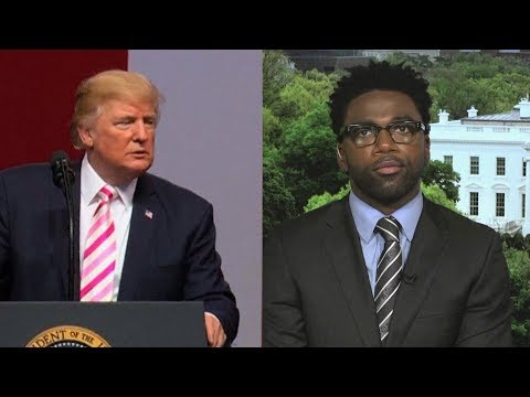 Former NFL Player Donté Stallworth: Don't Let Trump Hijack the Conversation on Racism & Violence