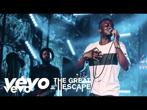 George The Poet - Cat D (Live) - Vevo UK @ The Great Escape 2015