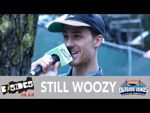 Still Woozy at Outside Lands 2019 - Talks Fence Jumping, EP 'Lately', New Music