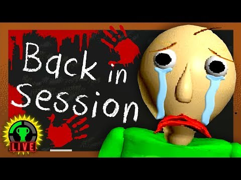 ESCAPE THE SCHOOL! | Baldi's Basics in Education and Learning