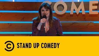 Stand Up Comedy Cosa pensa Michela Giraud delle droghe