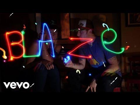 Colbie Caillat - Blaze (Lyric Video)
