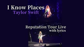 I know Places REP Tour