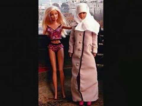Barbie meets Fulla