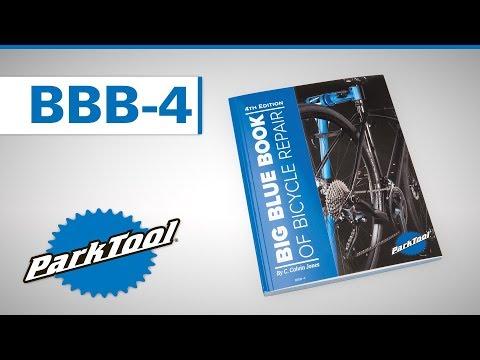 BBB-4 Big Blue Book of Bicycle Repair