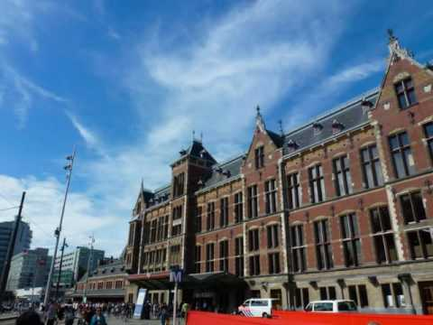 Amsterdam travel 2017
