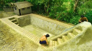 Build Swimming Pool Underground (Part 1)(, 2018-08-03T10:27:32.000Z)