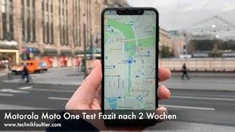Motorola One Test Fazit nach 2 Wochen