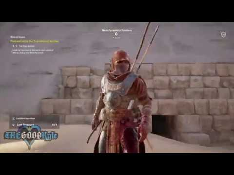 Assassin's Creed Origins: How to Get Into the Bent Pyramid