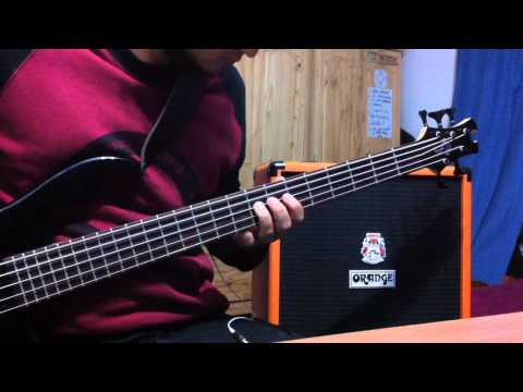 Paint The Town Red - Delirious?. Cover BASS