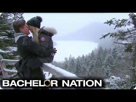 Dean & Lesley's Winter Romance | Bachelor Winter Games