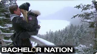 Dean & Lesley's Winter Romance | Bachelor Winter Games