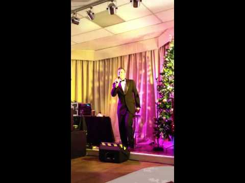 Hudson Lewis Christmas Swing Show