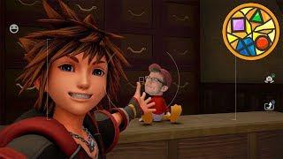 21st Century Torture: Sacred Symbols Plays Kingdom Hearts III