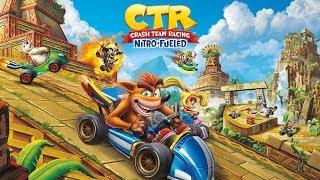 Crash Team Racing: Nitro-Fueled #00 - ZAPOWIEDŻ SERII! | Vertez