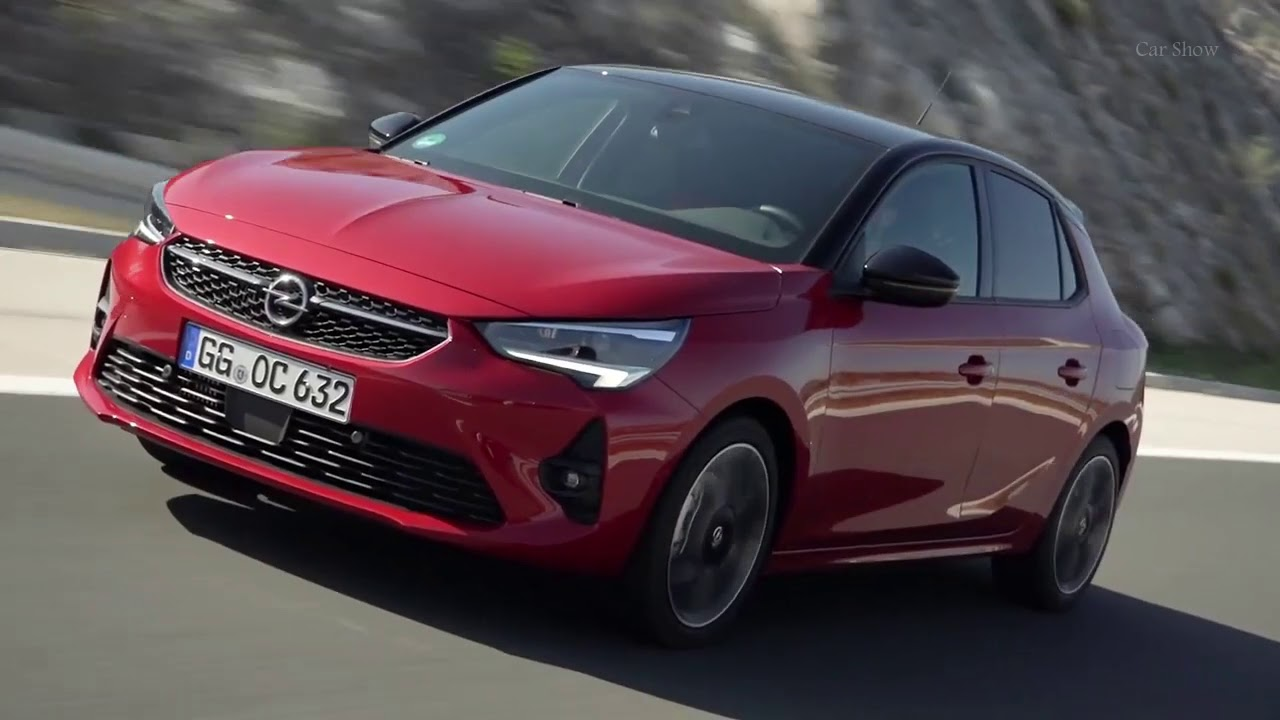 2020 Opel Corsa GS Line - interior Exterior and Drive ...