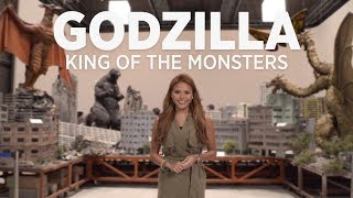 Godzilla: King Of The Monsters Director And Cast Interview
