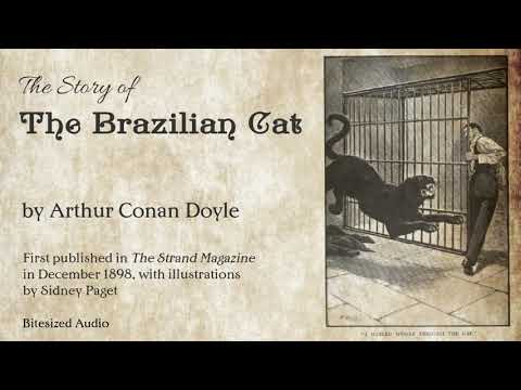 The Brazilian Cat   Arthur Conan Doyle   Full Audiobook