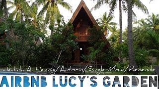 Gambar cover Airbnb mit Kind - Lucy's Garden Gili Air - Jedida