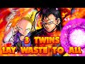 Ex Super 17 Joins Android 18 To Cause Carnage!!!   Dragon Ball Legends