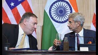 India will go by its national interest: Jaishankar to Pompeo