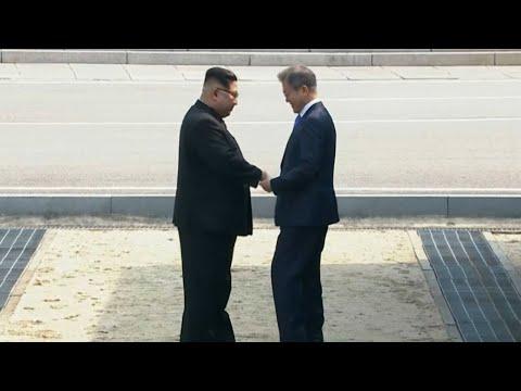 The Heat: Inter-Korean Summit bring DPRK, ROK leaders together Pt 2