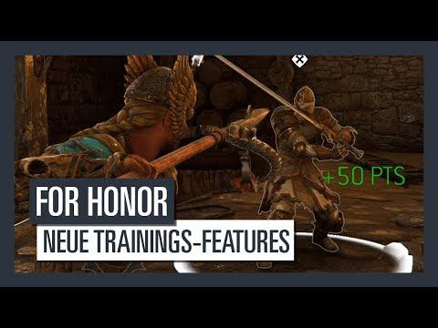 FOR HONOR - Neue Trainings-Features | Ubisoft [DE]