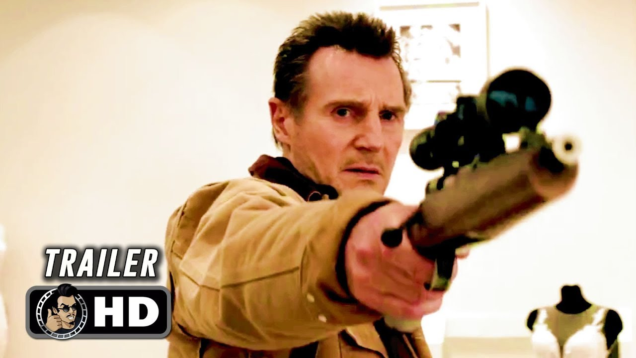 COLD PURSUIT Trailer (2019) Liam Neeson Action Movie - YouTube