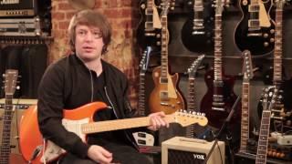 """Гитарное оборудование альбома """"Морская"""": гитарные эффекты"""