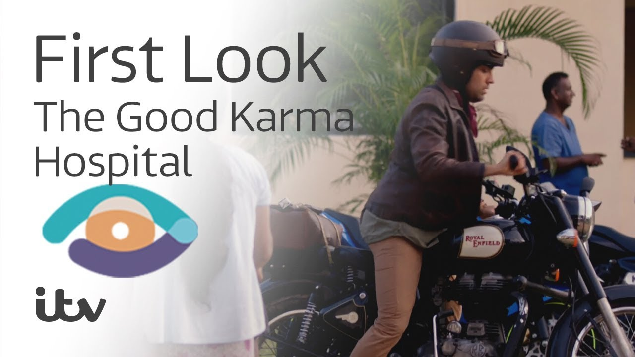 Download The Good Karma Hospital | First Look | ITV