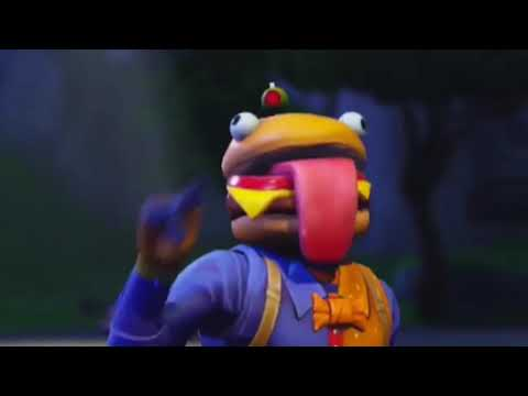 *NEW* DURR BURGER SKIN TRAILER! - Fortnite Battle Royale (Beef Boss Skin)