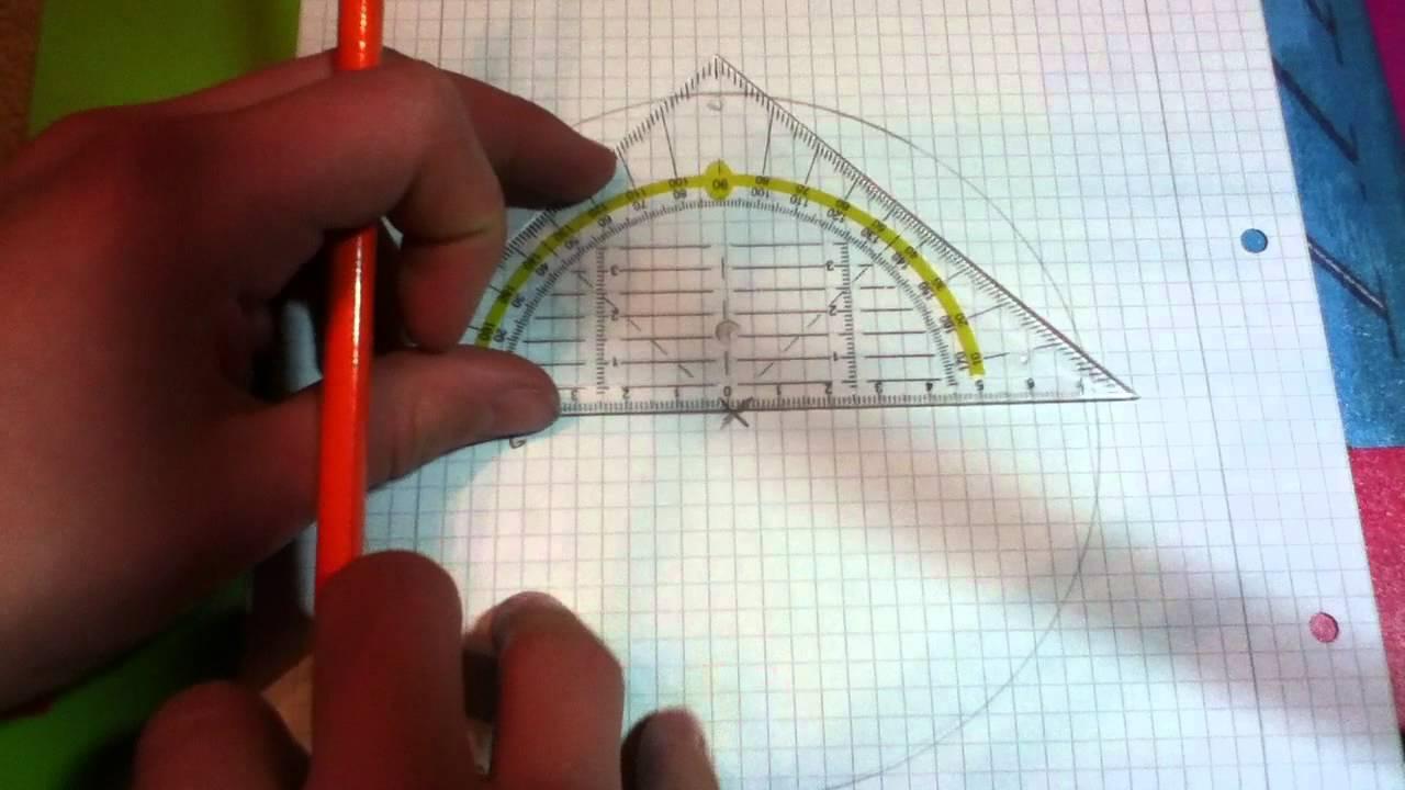 kreisdiagramm mit zirkel und geodreieck zeichnen youtube. Black Bedroom Furniture Sets. Home Design Ideas