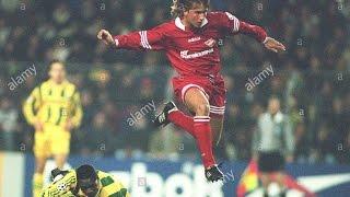 Нант (Нант, Франция) - СПАРТАК 2:0, Лига Чемпионов - 1995-1996, 1/4 финала