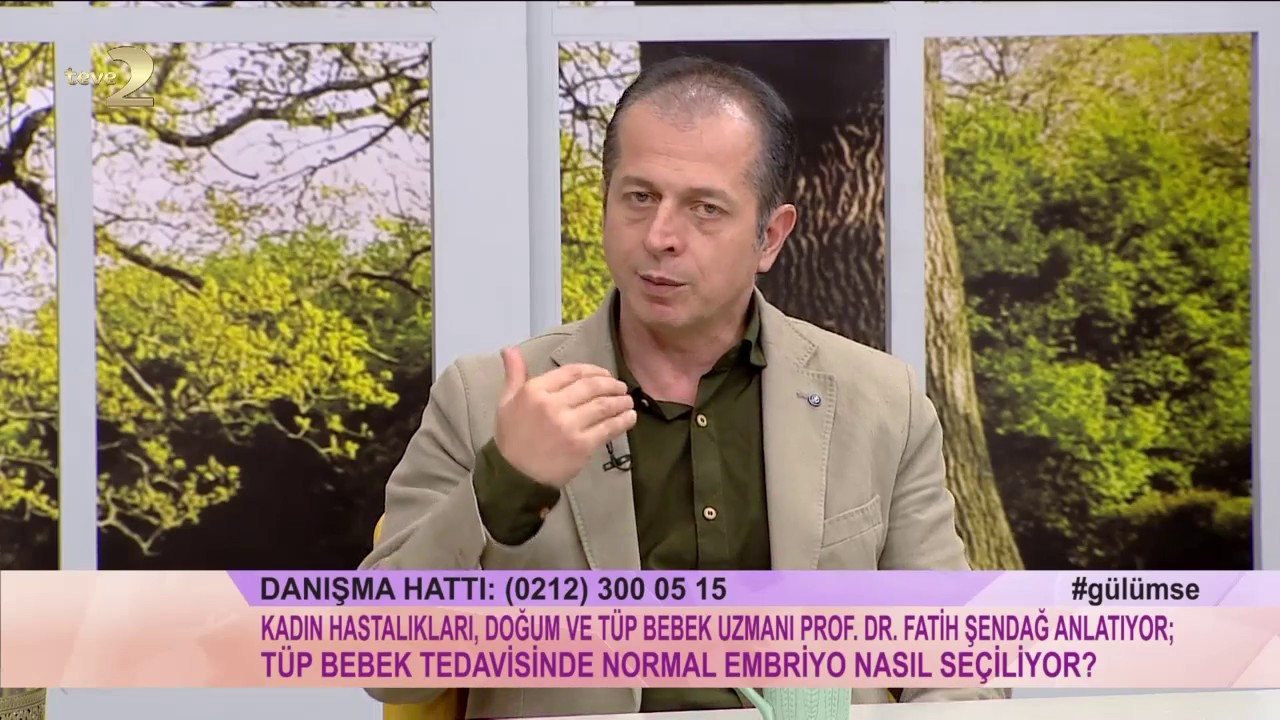 16 03 2017 Derya Baykalla Gülümse Programı Prof Dr Fatih şendağ 2
