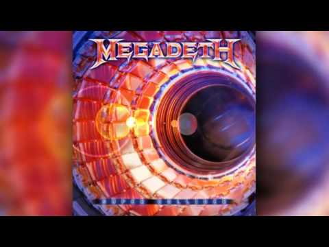 Cold Sweat (Thin Lizzy cover) - Megadeth (Super Collider) [Full Album]