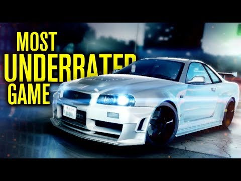 MOST UNDERRATED RACING GAME?!