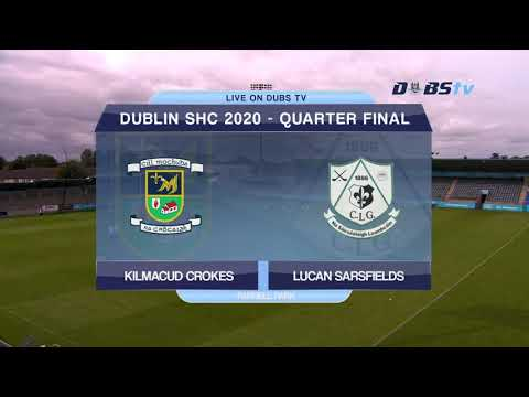 Kilmacud Crokes v Lucan Sarsfields- 2020 Dublin Senior A Hurling Championship Quarter Final