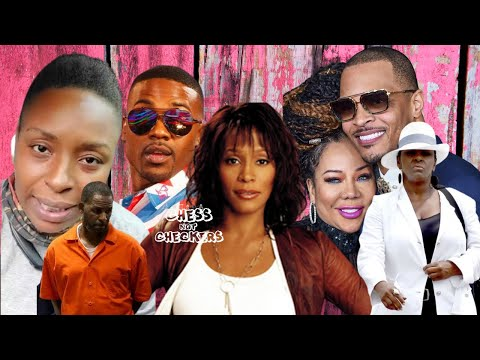 Jaguar Wright Leaks DISTURBING Info On Whitney Houston, R Kelly, TI and Tiny, and Ray J.
