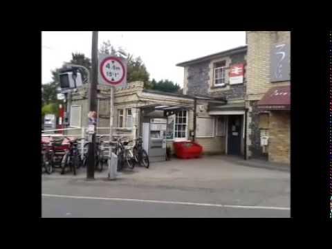 Shelford - Station Road Level Crossing