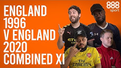 TROOPZ, GOLDBRIDGE & EXPRESSIONS DEBATE COMBINED ENG XI | A Tenner Says: Euro '96 Rewind | 888sport