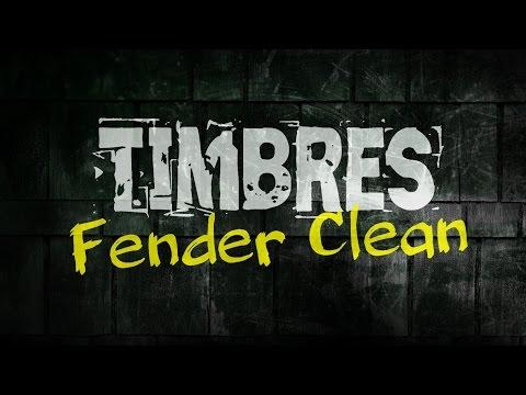 {Timbres} Fender Clean | GT-001 | Alex Machado