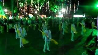 Banda Show Guardia Real De Antioquia - VIII Concurso Nacional De Bandas Bello 2014