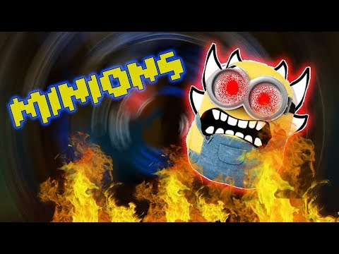 Geometry Dash - [EXTREME DEMON?] Minions by TacoMacho, Delerium and more