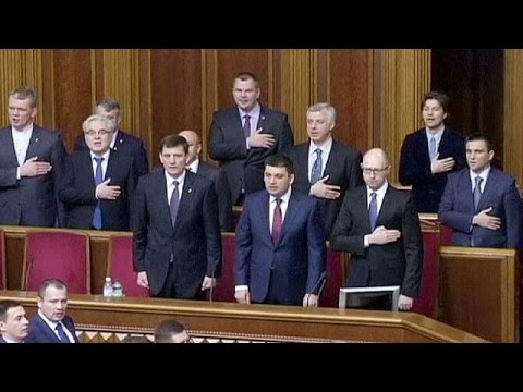 Ukraine: the policies of the new Parliament - no comment