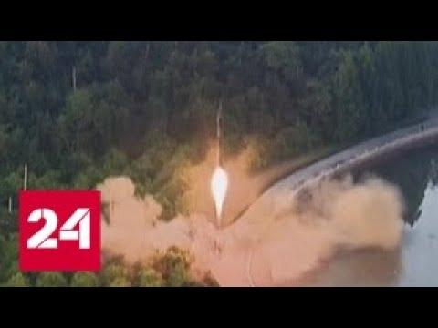 Рейтинг президента Южной Кореи падает на фоне провокаций со стороны КНДР - Россия 24
