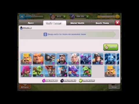 CLASH OF CLANS HACK!!!!!!  WIZARD KING DRAGON KINGS AND MUCH MORE!!!!!!!!