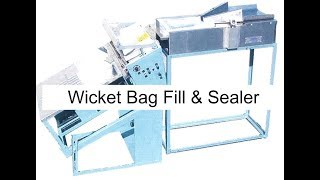 Apm Sbp-ds Poly Bagger & Drop Sealer